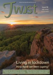 Twist issue 116 July 2020