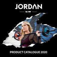 Jordan Fitness Gym Equipment Catalogue 2020