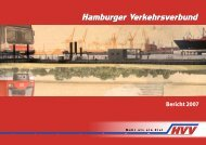 HVV-Bericht 2007