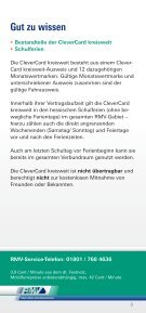 CleverCard kreisweit Rheingau-Taunus-Kreis - RMV - Seite 3