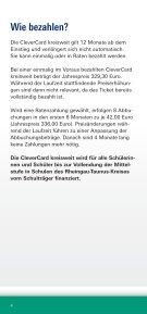 CleverCard kreisweit Rheingau-Taunus-Kreis - RMV - Seite 4
