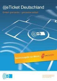(((eTicket Deutschland - Mobilität 21