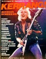 Kerrang - 23 1982