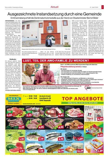 2020-07-21 Bayreuther Sonntagszeitung