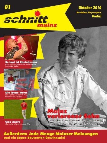 Oktober 2010 - schnitt-mainz.de