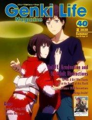 Genki Life Magazine 40 - Summer 2020
