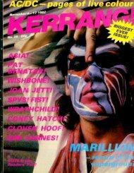 Kerrang - 28 1982