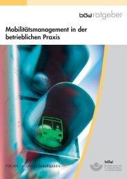 Mobilitätsmanagement in der betrieblichen Praxis RGM2