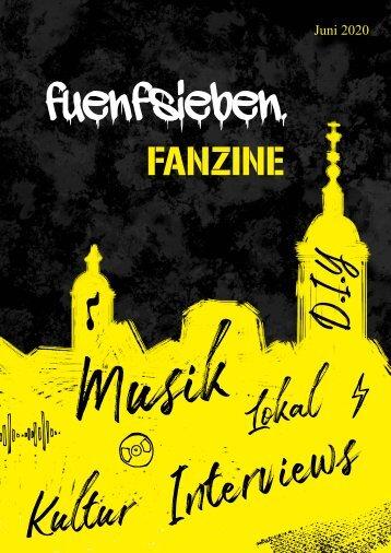 fuenfsieben. fanzine Vol. 1