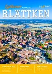 Lathener Blättken - Ausgabe 01/2019