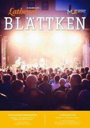 Lathener Blättken - Ausgabe 03/2019