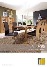 Allegro - RMW Wohnmöbel GmbH & Co. KG - Rietberger Möbelwerke