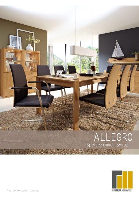 Allegro Rmw Wohnmöbel Gmbh Co Kg Rietberger Möbelwerke