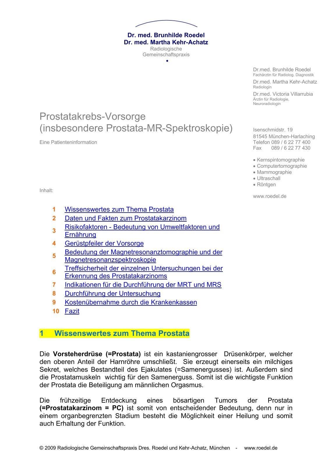 Gemütlich Prostata Funktion Ideen - Physiologie Von Menschlichen ...