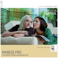 MANEGE FREI - Aster