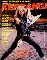 Kerrang - 32 1982