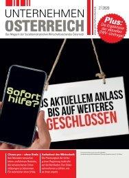 Unternehmen Österreich 02/2020