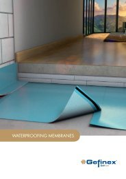 Catalouge Waterproofing Membranes