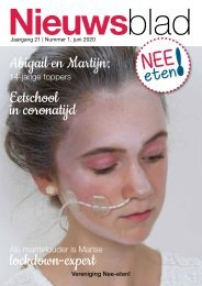 Nee-eten! 3506 Magazine 1 2020 ROW WEB