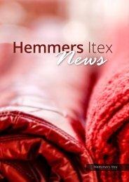 Hemmers Itex_Neuheiten_DE