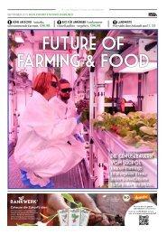 FUTURE OF FARMING & FOOD
