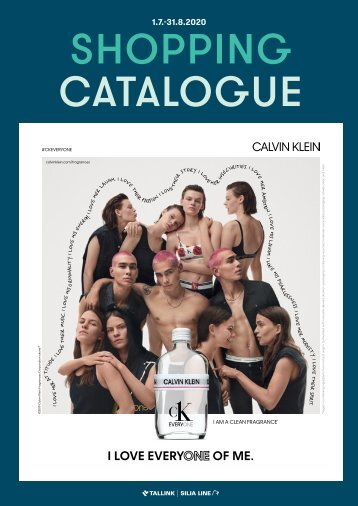 **Tallink Duty Free Shopping catalogue duty-free routes
