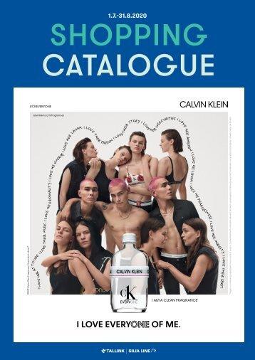 ***Tallink Duty Free Silja Serenade Shopping catalogue