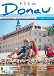 Erlebnis Donau Sommer 2020
