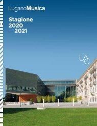 LuganoMusica - Programma della stagione 2020-2021