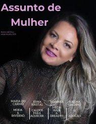 Assunto de Mulher, quinta edição, julho 2020