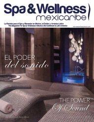 Spa & Wellness MexiCaribe 38   Verano 2020