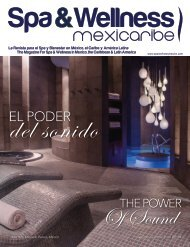 Spa & Wellness MexiCaribe Verano 2020