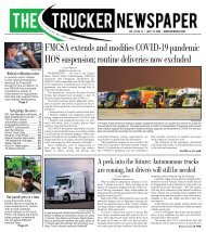 The Trucker 070120