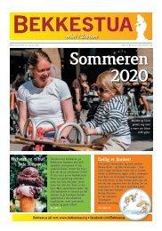 Bekkestua-avisen Sommeren 2020 juni og juli