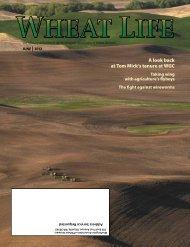 June - Wheat Life