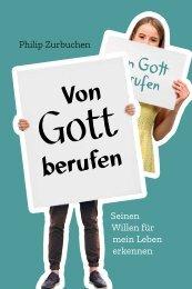 Philip Zurbuchen: Von Gott berufen