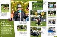 """Pferd+Sport 07/20 -  Sportliches - Derby-Jubiläum: """"Wir schauen nach vorne"""""""