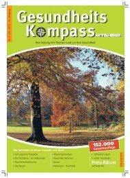 Ausgabe 4/2012 - Gesundheitskompass Mittelhessen