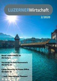 Luzerner  Wirtschaft 2 2020