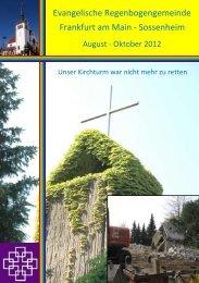Evangelische Regenbogengemeinde Frankfurt am Main - Sossenheim