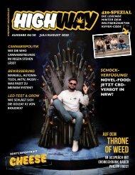 Neue Highway Ausgabe 04/20 – Jetzt kostenlos lesen und downloaden!