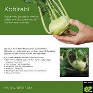 Leaflet Kohlrabi 2020