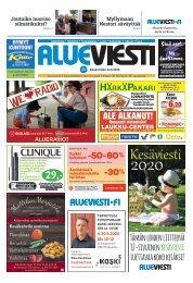 Alueviesti 26 / 2020