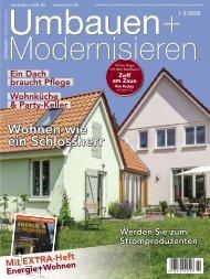 Umbauen + Modernisieren
