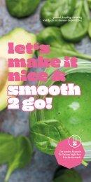 Smooth2Go-Rezepte