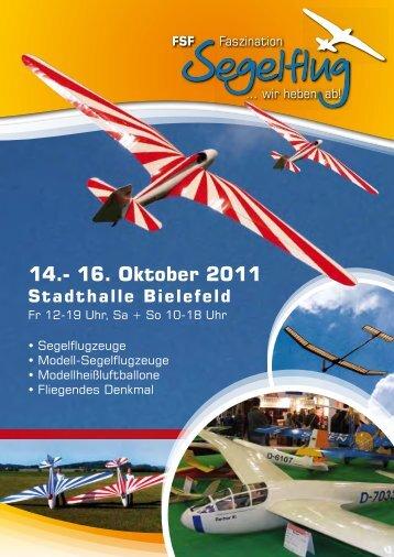 FSF Faszination Segelflug - Modellflug International