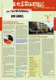 Zeitung 2010.indd - die farbechten DIE LINKE.