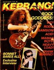 Kerrang - 38 1983