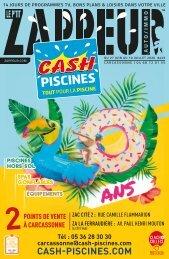 Le P'tit Zappeur - Carcassonne #445