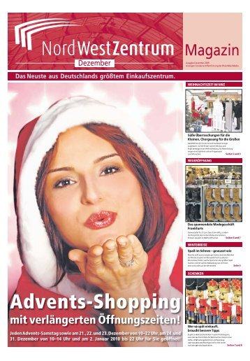 geschenk-ideen zum weihnachtsfest in ihrer ... - NordWestZentrum